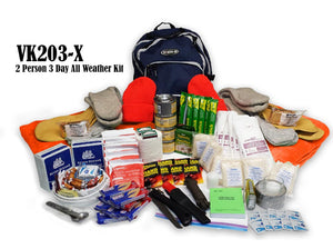 VK203-X 2 Person (All Weather survival Kit)