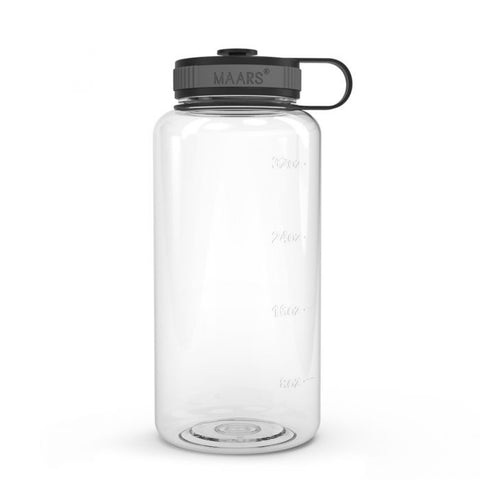 34oz Clear Water Bottle
