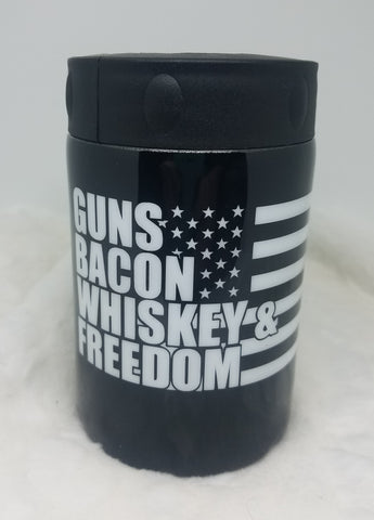 Guns Bacon, Whiskey & Freedom