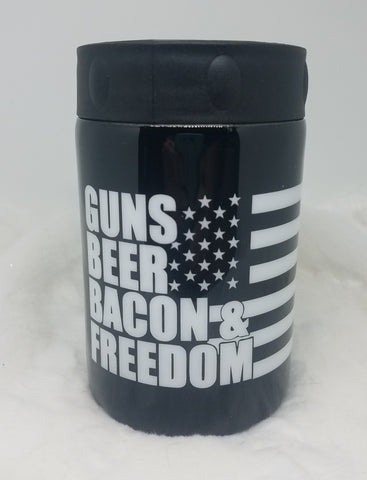 Guns, Beer, Bacon & Freedom