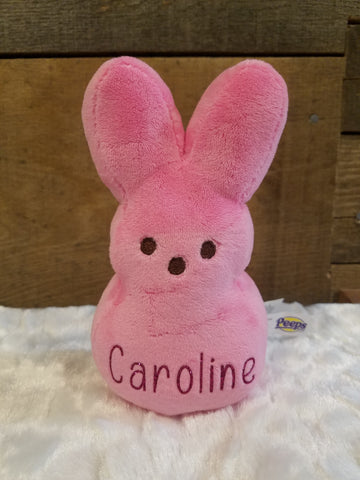 Personalized Peeps