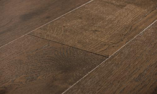 Brushed Oak Guide Post