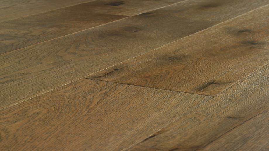 European Plank - Brushed Oak Bainbridge