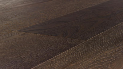European Plank - Brushed Oak Coalmont