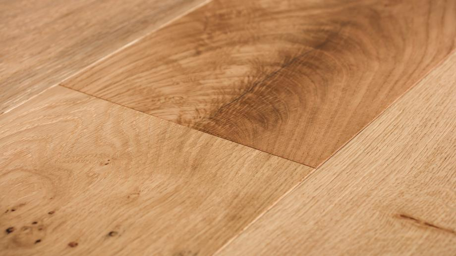 European Plank - Brushed Oak Natural Country
