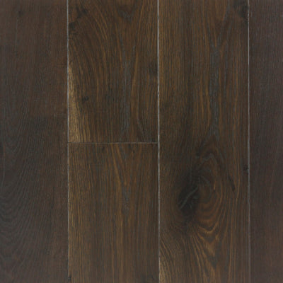 Fumed - White Oak Black Oak Smooth