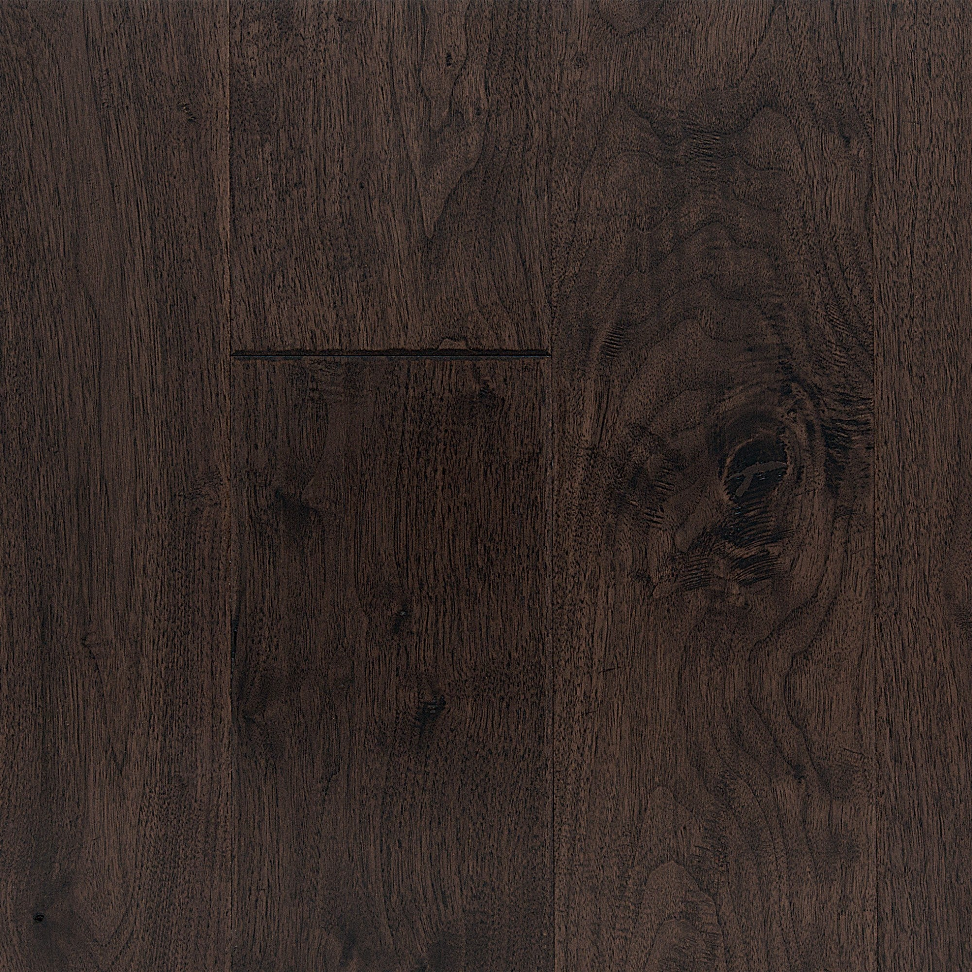 Handscraped - Black Walnut Medieval