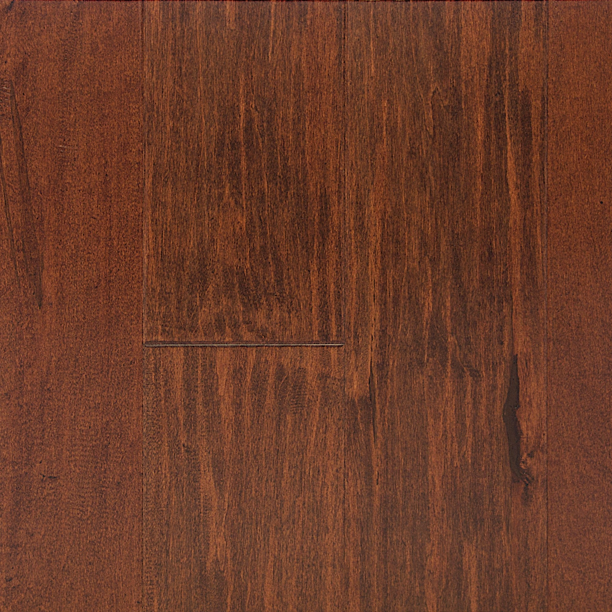 Handscraped - Maple Morocco