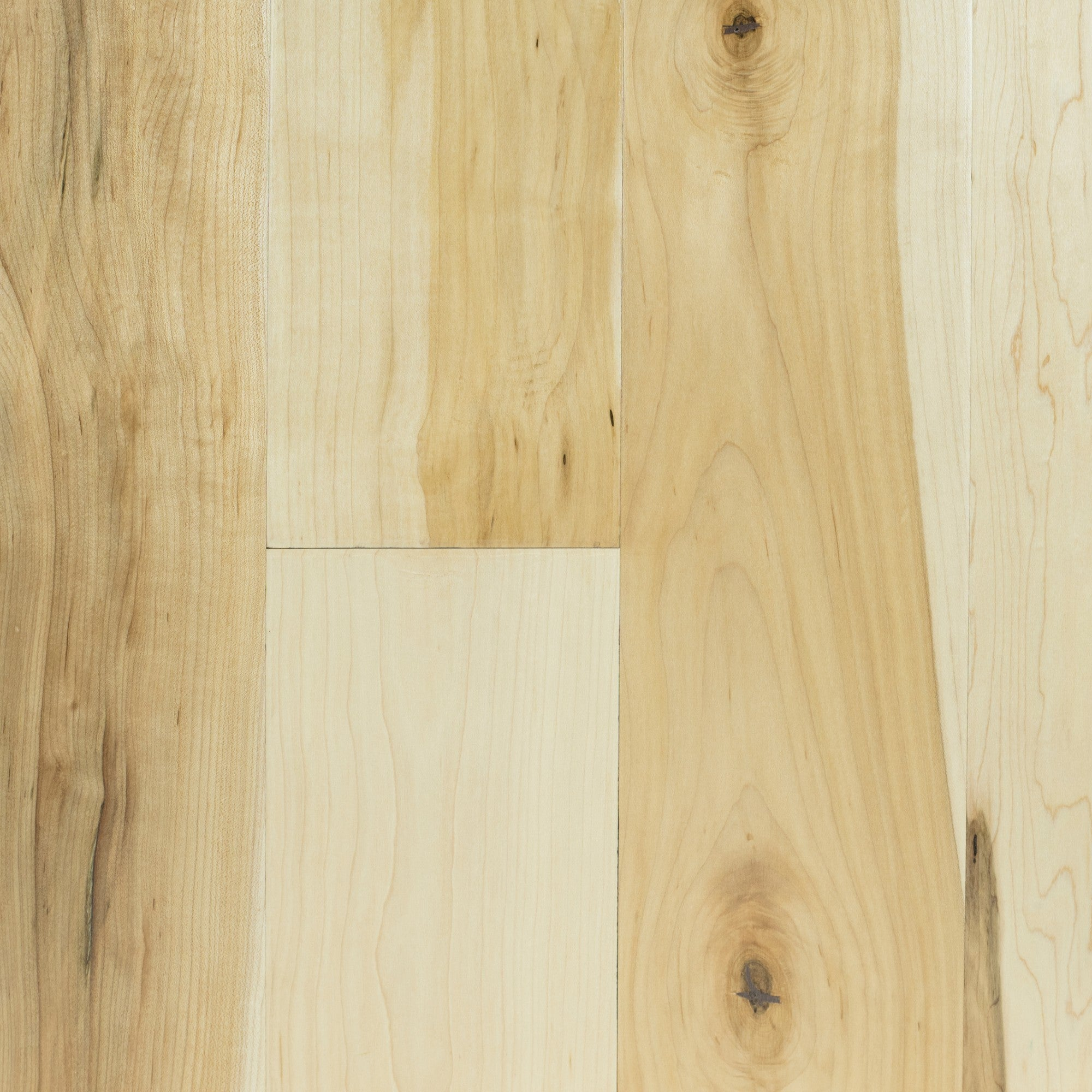 Handscraped - Maple Natural