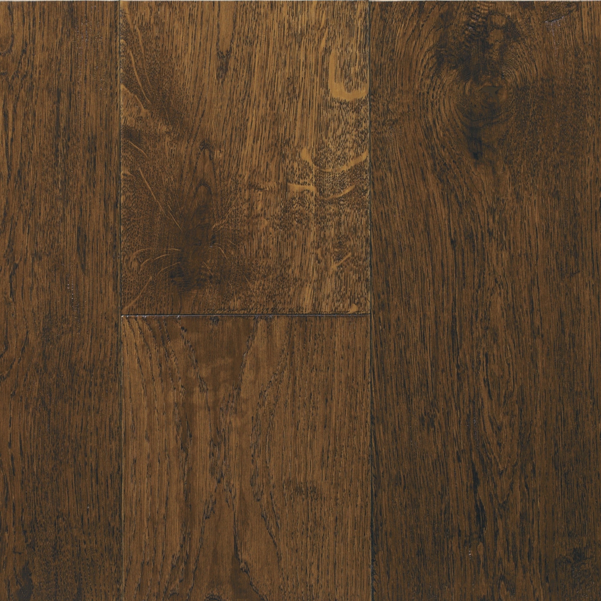 Handscraped - White Oak Buckingham