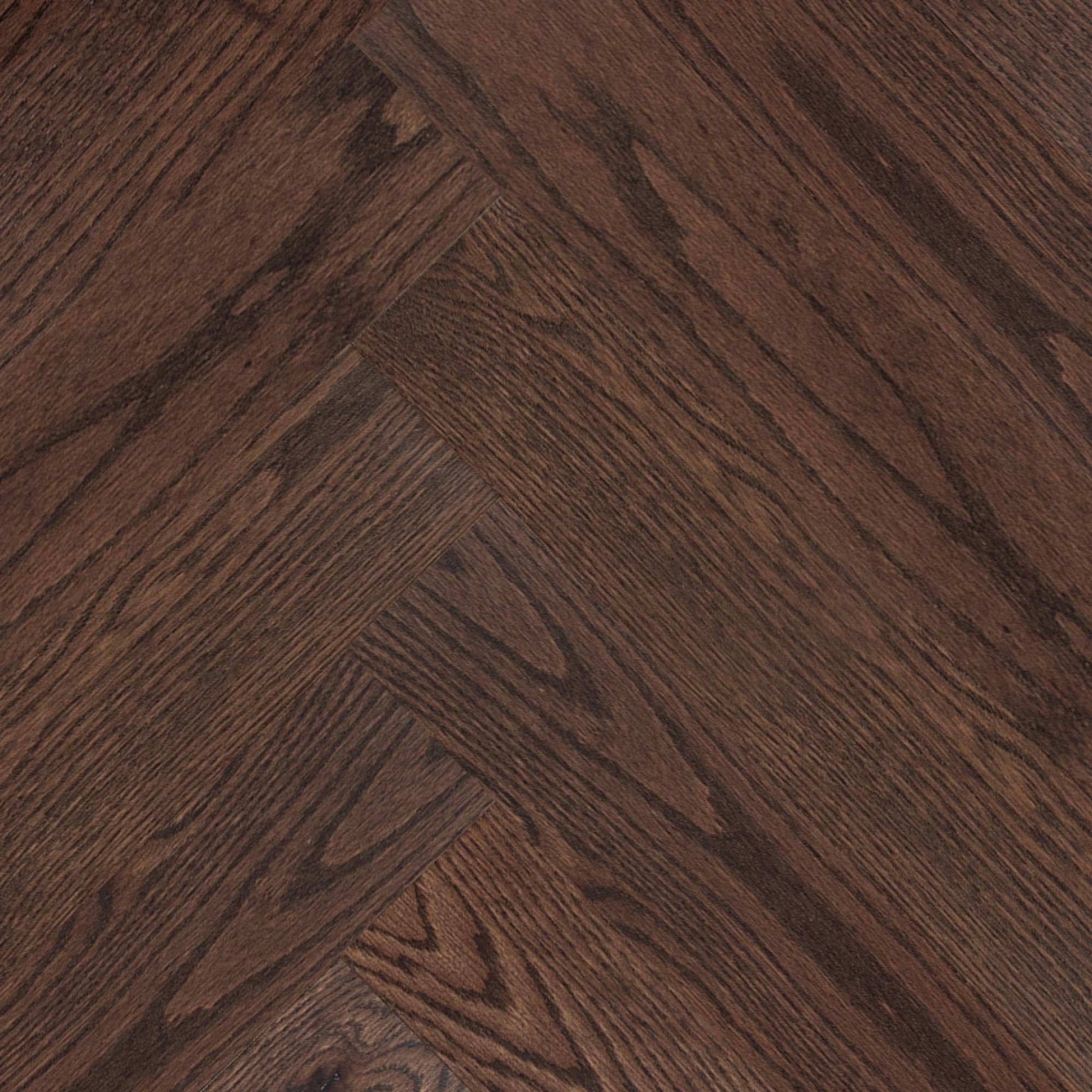 Herringbone - Red Oak Dover Smooth
