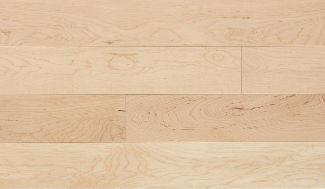 Naked Wood Collection - Naked Hard Maple Engineered ½''