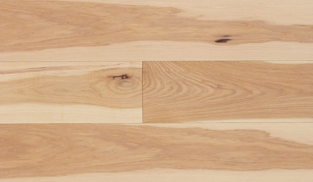 Naked Wood Collection - Naked Hickory Engineered ¾''