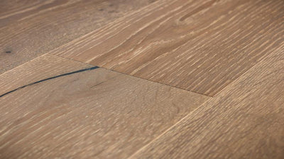 Plateau - Brushed Oak Burrow