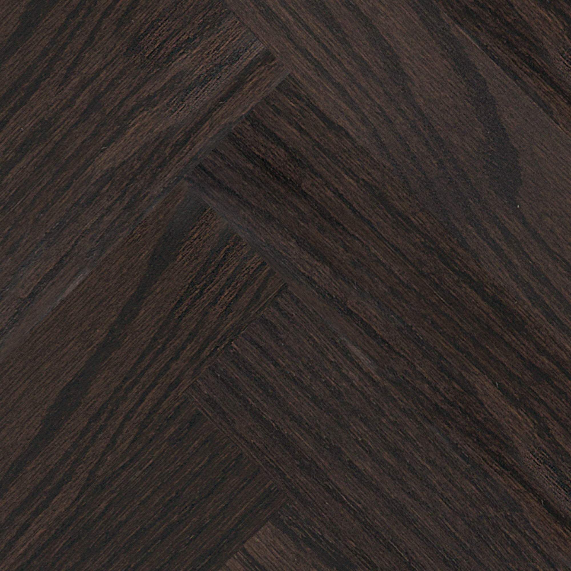 Herringbone - Red Oak Cocoa Smooth