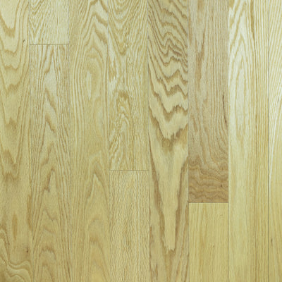 Smooth - Red Oak Natural