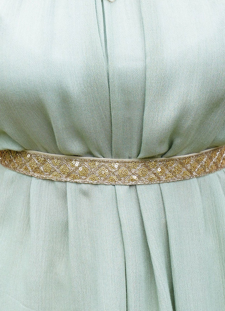 Seher Embroidered Belt