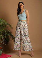 Wildflower Print Farshi