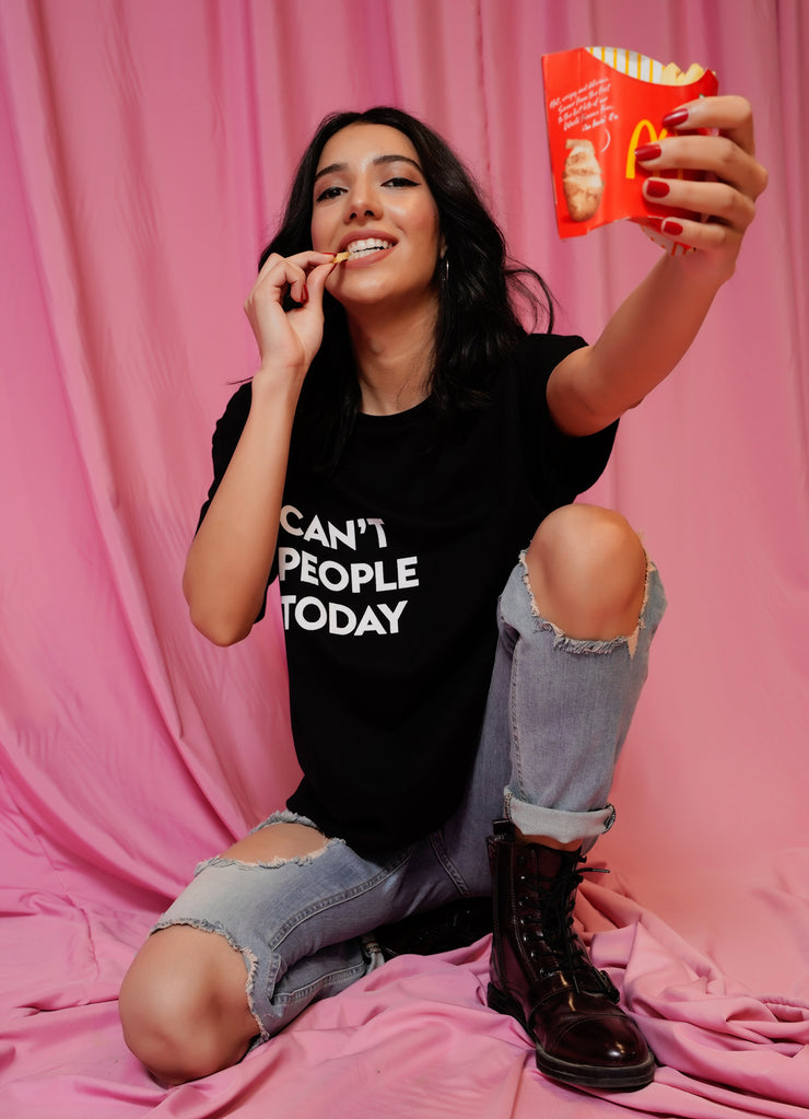 """Can't People Today"" Tee"