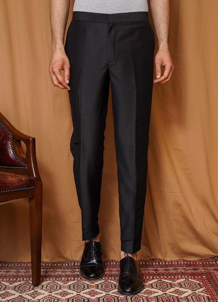 Black Trouser Pants