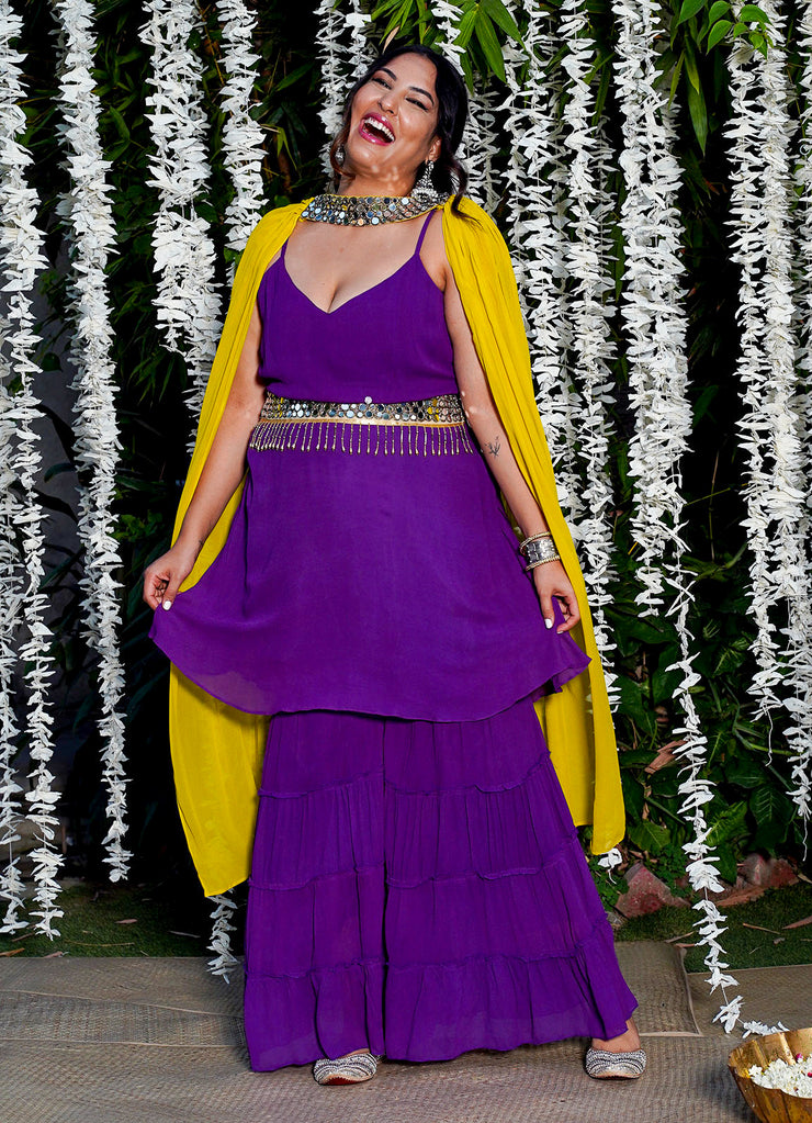 Stand Out Sweetheart Anarkali