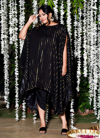 Shine On Lurex Cape