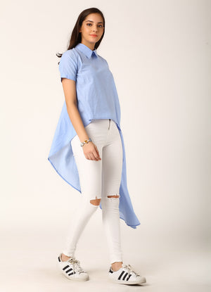 Collared Asymmetric Top