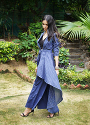 Seher Midnight Blue Overlay