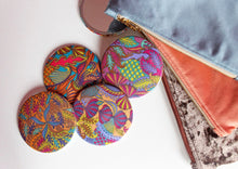Rainbow Pocket Mirror