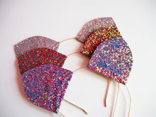 sparkly ears headband