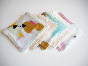 Washable Cotton Makeup Wipes