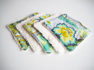 reusable cotton makeup wipes