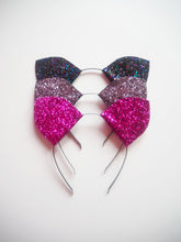 glitter cat ears for halloween party