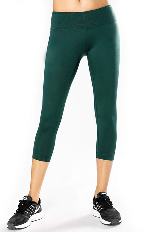green leggings push up work-out fitness spandex polyester pockets κολάν gym clothes cyprus sports sportswear αθλητικά ρούχα κύπρος γυμναστήριο πράσινο