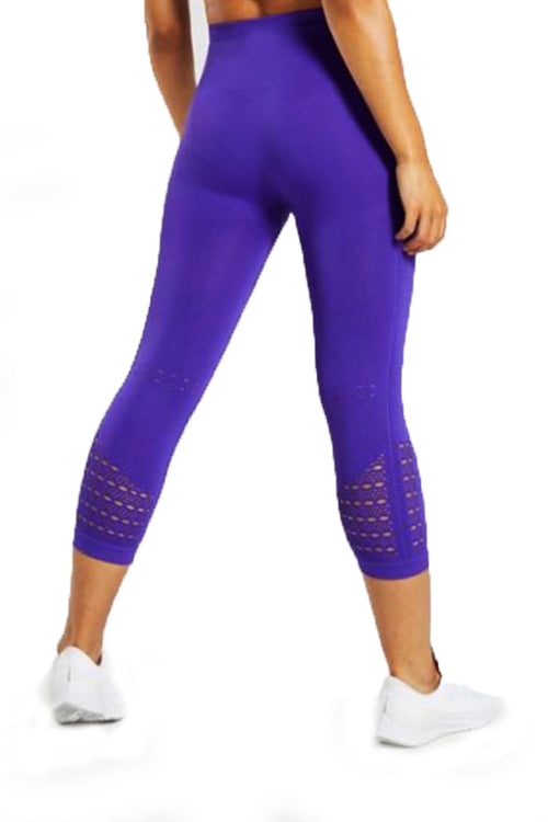 energy+ seamless cropped capri indigo gymshark leggings Cyprus fitness αθλητικό γυναικείο κολάν gym clothes gymwear sports αθλητικά ρούχα Κύπρος
