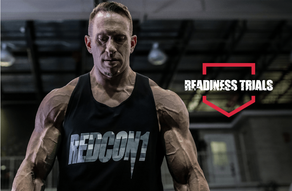 Aaron Singerman Checks In for Week 2 of Redcon1's Readiness Trials!