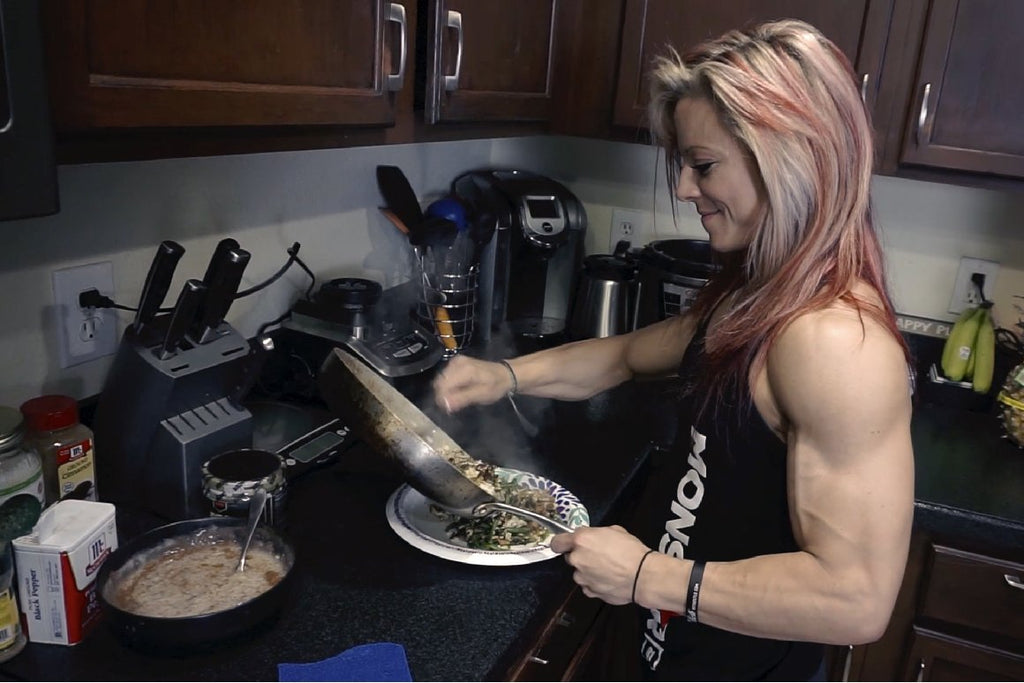 Dani Reardon's Post-Workout Meal