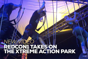 Redcon1 Takes on the Xtreme Action Park