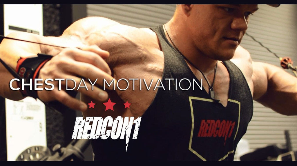 Dallas McCarver - Chest Day
