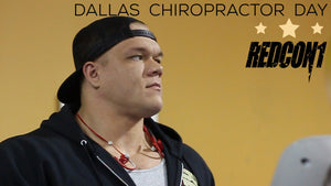 Day In The life With Dallas McCarver - Chiropractor Visit