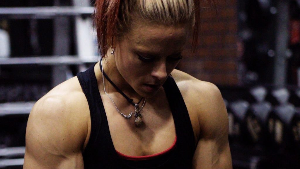 Dani Reardon's 2017 Olympia Motivation