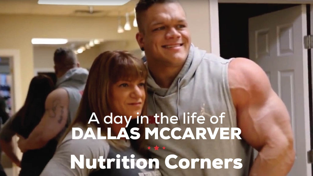 Day In The Life - Dallas McCarver - Nutrition Corners