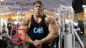 Dallas McCarver Takes you to the Gun Show - Arm Day