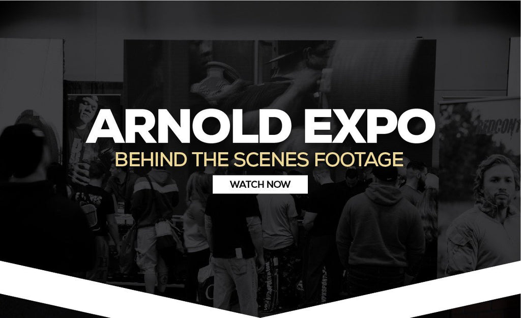 Arnold Expo - Behind The Scenes