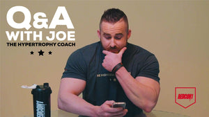Joe Bennett the Hypertrophy Coach Q&A