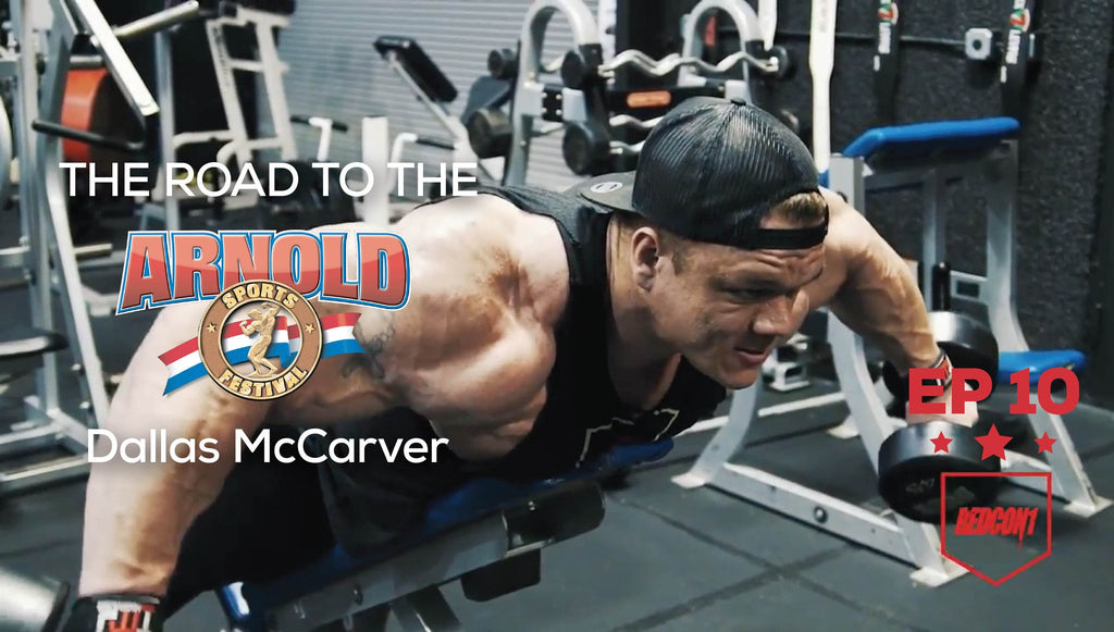 Road To The 2017 Arnold Classic - Ep.10