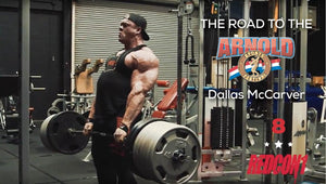 Road To The 2017 Arnold Classic – Ep.8