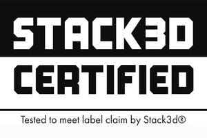 Stack3d Certification