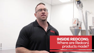 Inside RedCon1: Where are RedCon1 products made?