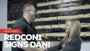 Redcon1 Signs Dani Reardon